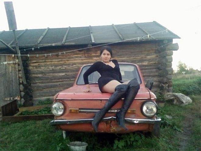 Furcsa orosz társkereső oldalról fotó